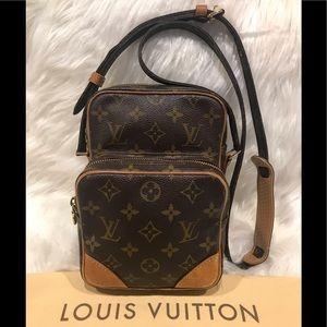 Authentic Louis Vuitton Amazon Cross Body #9.5M